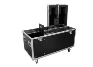 Road Flightcase pour 2x LCD ZL32/42