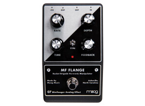 Moog Music MF Flange