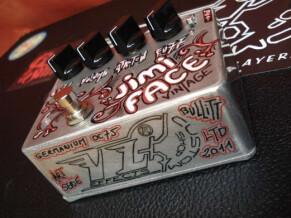 VL Effects Bullit Fuzz - JimiFace Vintage