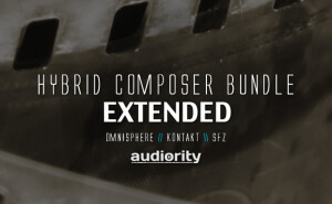 Audiority Hybrid Composer Bundle XT