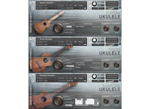 Cinematique Instruments Ukulele Trio