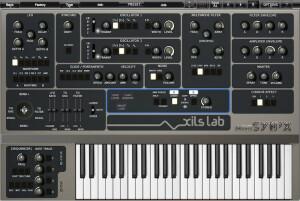 XILS-lab miniSyn'X
