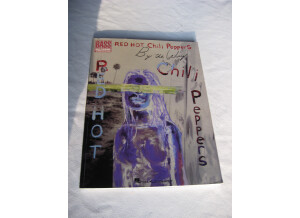 Hal Leonard Red Hot Chili Peppers By The Way Bass Tab
