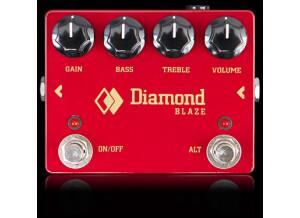 Diamond Pedals Blaze
