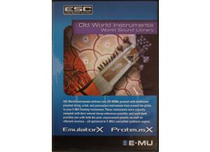 E-MU Old World Instruments