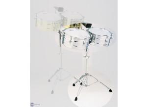 "Latin Percussion TIMBALES TITO PUENTE 14"" ET 15"" ACIER"