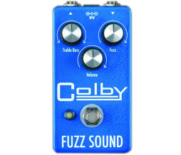 EarthQuaker Devices Colby Fuzz Sound