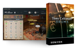 SONiVOX MI Tony Coleman Drums
