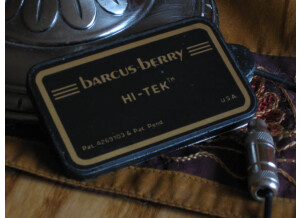Barcus Berry Hi Tek 2522
