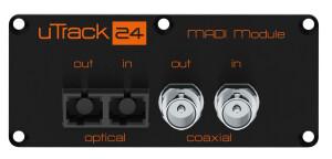 Cymatic Audio uTrack24 MADI Module