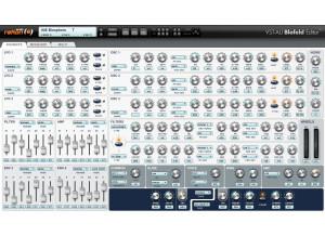 reKon Audio VST-AU Blofeld Editor