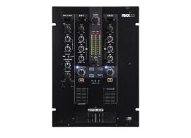 [Musikmesse] Reloop RMX-22i and RMX-33i DJ Mixers