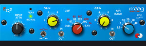 Maag Audio EQ2 Plug-in