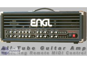 ENGL E670 Special Edition Head 6L6