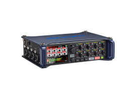[Musikmesse] Zoom F8 field recorder