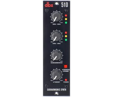 dbx 510 Subharmonic Synthesis