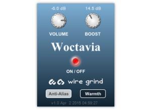 Wire Grind Woctavia