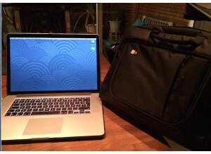 Apple Macbook pro 15 pouces  2015