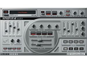 UVI Plugsound vol. 4 Hip Hop & R'n'b Toolkit