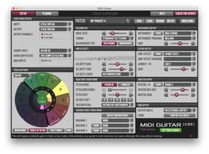 JamOrigin MIDI Guitar 2