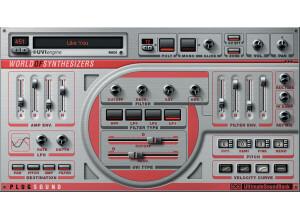UVI Plugsound vol. 5 World Of Synthesizers
