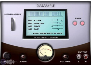 Dasample ElectroAcoustic