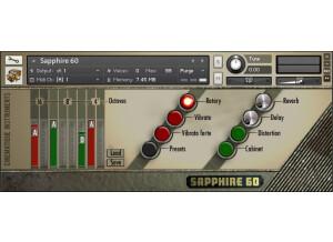 Cinematique Instruments Sapphire 60