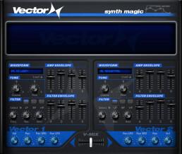 Synthmagic Vector X