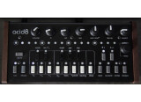 New Acid8 hardware hybrid synth and sequencer