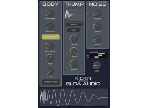 GuDa Audio KickR