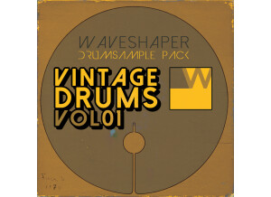 waveshaper Vintage Drums Vol01