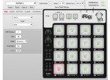 IK Multimedia released the iRig Pads Editor