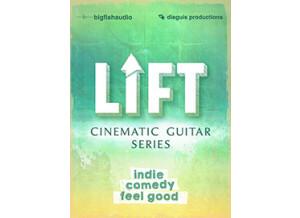 Big Fish Audio LIFT: Cinematic Guitar Series