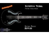 Schecter Scorpion Tribal