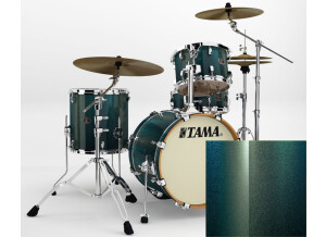 Tama Silverstar Birch Jazz kit
