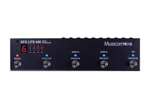 Musicom Lab EFX Lite 6M