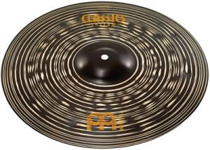 "Meinl Classics Custom Dark Crash 18"""