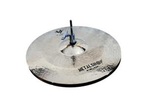 """T-cymbals Metalshop HiHat 14"""""""
