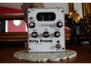 FredAmp Dirty Preamp