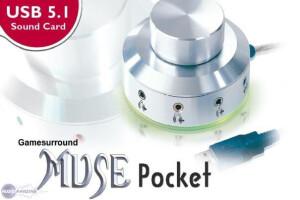 Hercules Gamesurround Muse Pocket USB