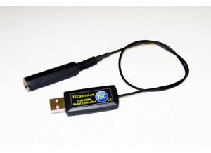 TEControl USB MIDI Pedal Controller