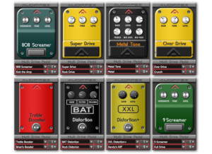 Audified MultiDrive Pedal