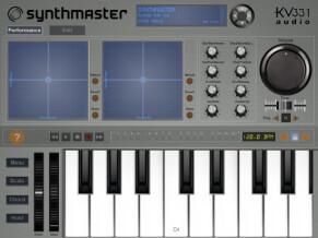KV331 Audio SynthMaster Player App