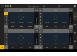 Imaginando updates the TKFX controller app