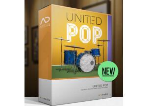 XLN Audio AD2 ADpak United Pop