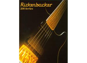 Rickenbacker 250 eldorado