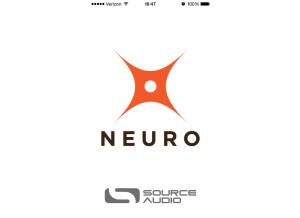 Source Audio Neuro Mobile App