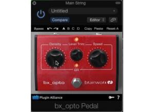 Brainworx bx_opto Pedal