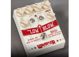 Wampler announces the Low Blow bass overdrive