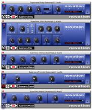 Novation FX Plug-in Suite